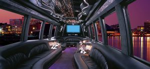 Toronto limo bus